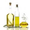 Aceites de origen vegetal